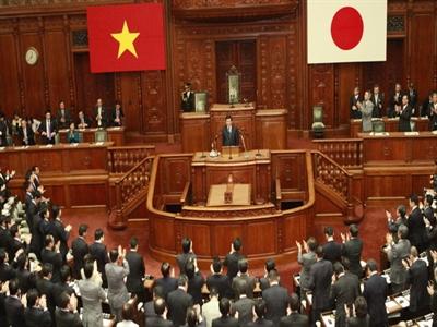 Bài phát biểu của Chủ tịch nước Trương Tấn Sang trước Hạ viện Nhật Bản