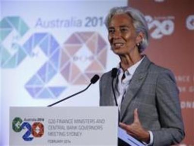 IMF quá lạc quan về tăng trưởng kinh tế