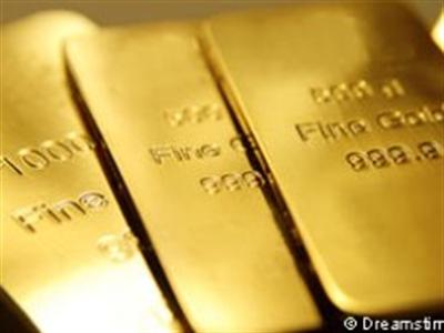 Giá vàng xuống sát 1.355 USD/ounce khi lo ngại về Ukraine giảm