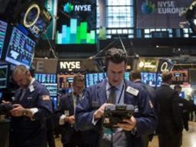 Chứng khoán Mỹ giảm sau cuộc họp của Fed