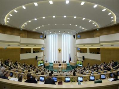 Thượng viện Nga đồng ý sáp nhập Crimea với tỷ lệ tuyệt đối