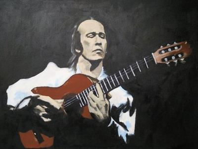Paco de Lucia: Người giữ tàn tro Flamenco
