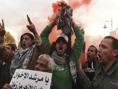 Ai Cập tuyên án tử hình 529 thành viên Anh em Hồi giáo