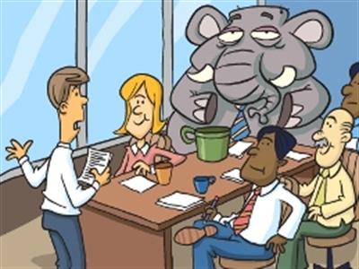 Nợ xấu Việt Nam- Con voi ở giữa phòng