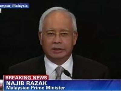 Malaysia thông báo máy bay MH370 rơi xuống Ấn Độ Dương, tất cả thiệt mạng