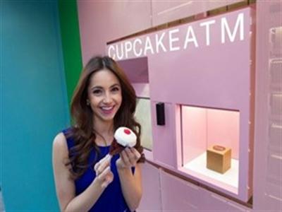 New York bán bánh ngọt tự động như máy ATM