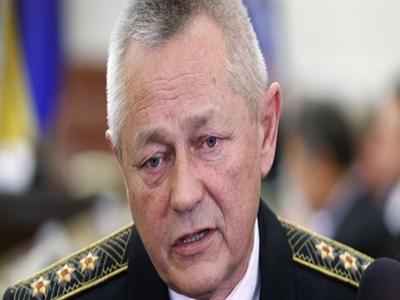 Quốc hội Ukraina chấp thuận đơn từ chức của Bộ trưởng Quốc phòng Igor Tenyukh