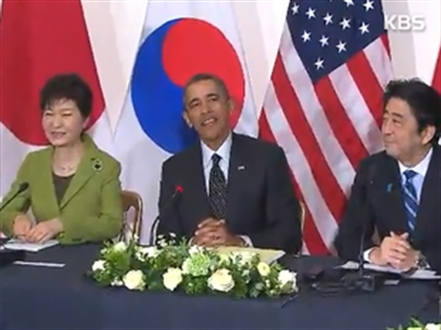 Ba nước Hàn Quốc, Nhật Bản và Mỹ hối thúc Triều Tiên từ bỏ hạt nhân