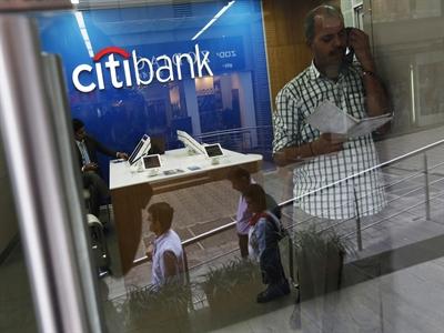 Citigroup trượt bài kiểm tra sức khỏe của Fed