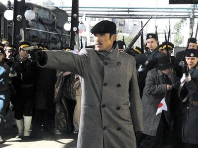 Hàn Quốc liên kết Trung Quốc mời Trương Nghệ Mưu làm phim về anh hùng chống Nhật