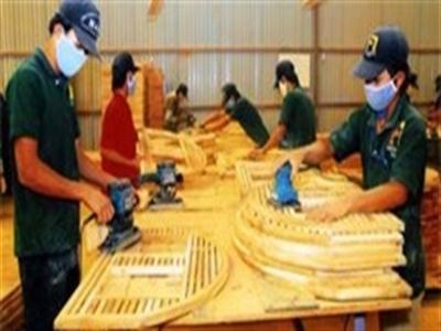 Xuất khẩu đồ gỗ tăng mạnh, đạt 1,4 tỷ USD
