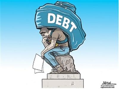 Nợ công tại các nước phát triển: Như vừa bước ra từ Thế chiến