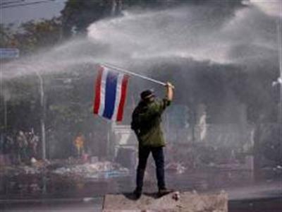 Bất ổn chính trị đe dọa hoạt động đầu tư ở Thái Lan