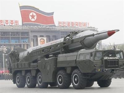 Triều Tiên chuẩn bị bắn thêm tên lửa đạn đạo