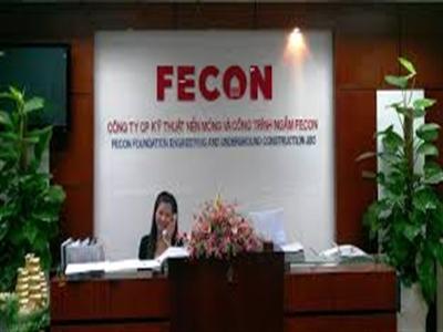 FECON đặt mục tiêu lợi nhuận sau thuế 148 tỷ đồng