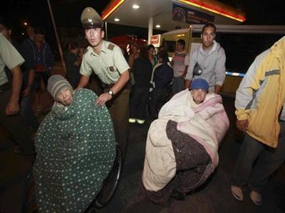 300 tù nhân nữ bỏ trốn khi có động đất ở Chile