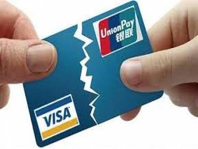 Nga cân nhắc chọn thẻ UnionPay Trung Quốc thay Visa, MasterCard