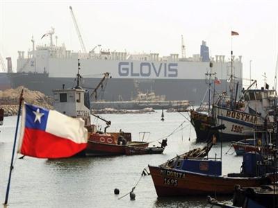 Đóng cửa bốn cảng biển Chilê vì động đất