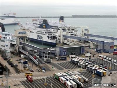 Tắc nghẽn eo biển Anh Pháp