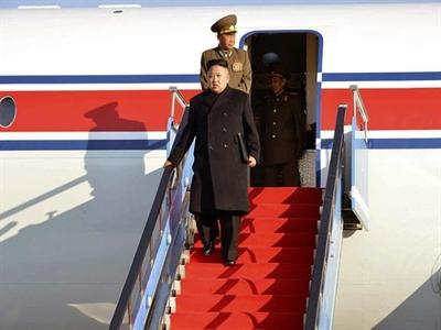 Đi máy bay: Chuyện đơn giản với Kim Jong-un