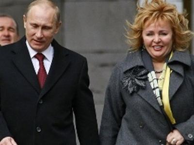 Tổng thống Nga Putin chính thức độc thân
