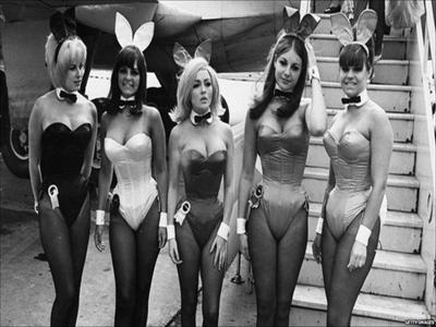 Câu lạc bộ Playboy đầu tiên ở London