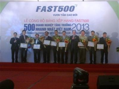 Thủy sản dẫn đầu nhóm ngành tăng trưởng nhanh nhất Việt Nam 2013