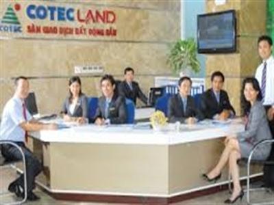 CotecLand tăng tỷ lệ sở hữu tại công ty con và công ty liên kết