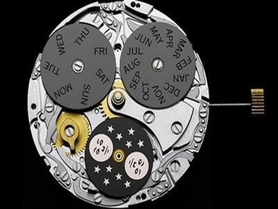 Bên trong một chiếc đồng hồ Thụy Sĩ