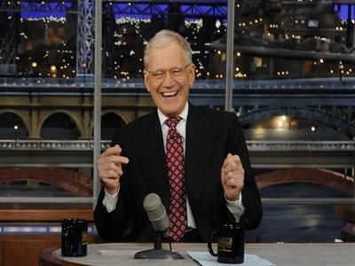 David Letterman tuyên bố nghỉ hưu năm tới