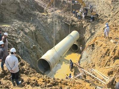 Vinaconex phải giải trình chất lượng ống nước Sông Đà