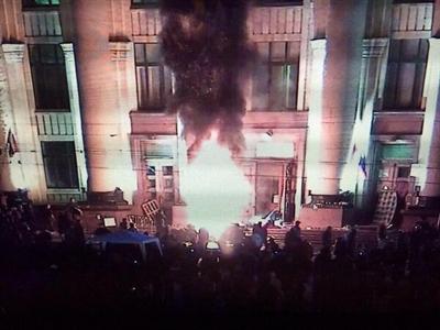 Xung đột bùng phát khi Kharkov tuyên bố độc lập