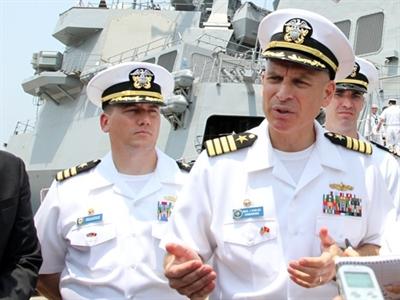 Hạm đội Mỹ muốn Cam Ranh sửa chữa tàu chiến, tàu ngầm