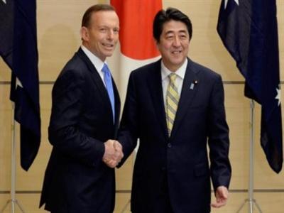 Nhật - Úc đạt thỏa thuận thương mại song phương