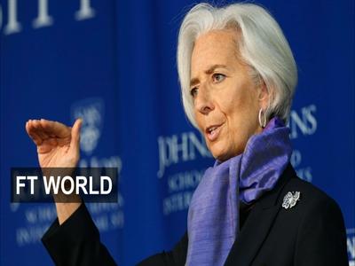 IMF: Kinh tế toàn cầu 2014 sẽ phục hồi mạnh mẽ, trên diện rộng