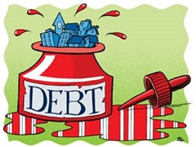 IMF: Nợ công các nước phát triển vượt 100% GDP trong 5 năm tới