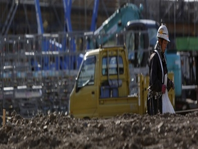 Nhật Bản: Đơn hàng máy móc giảm mạnh