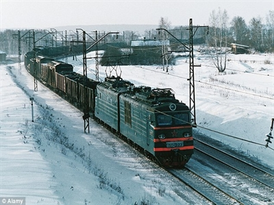 Than Nga xuất khẩu qua cảng Triều Tiên