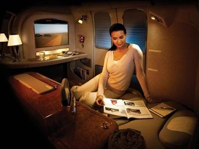 10 khoang thương gia xa xỉ nhất của các hãng hàng không