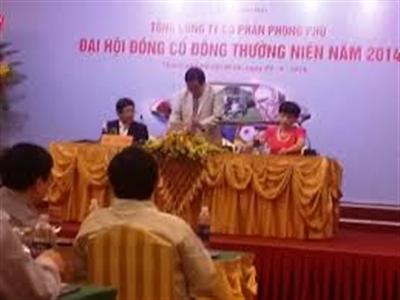 ĐHĐCĐ Phong Phu Corp: Sáp nhập 2 công ty con đón đầu Hiệp định TPP