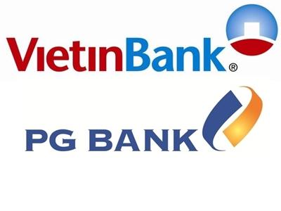 PG Bank sáp nhập vào VietinBank