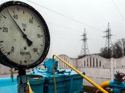 Lượng khí đốt Nga xuất khẩu sang Ukraine đang giảm