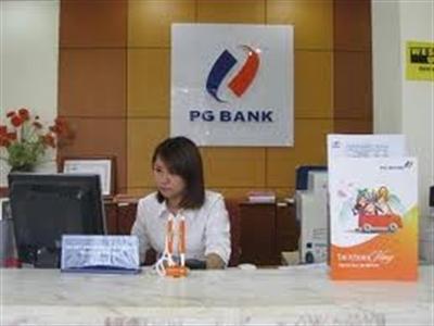 Tăng trưởng tín dụng của PG Bank trong năm 2013 đạt 0,6%