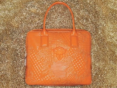 Túi Versace Vanista chính thức xuất hiện tại Hà Nội
