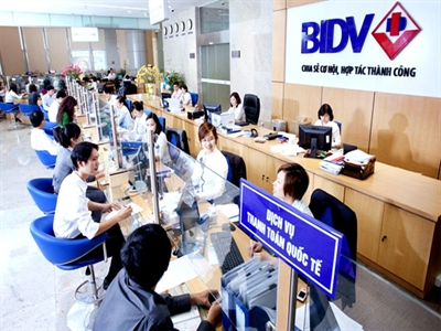 BIDV dự kiến chào bán cổ phần cho nhà đầu tư nước ngoài trong năm nay