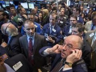 Chứng khoán Mỹ giảm trước báo cáo doanh thu của JPMorgan
