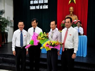 Đà Nẵng bầu Phó Chủ tịch mới