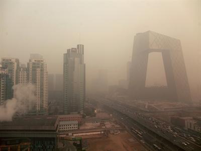 Bắc Kinh ô nhiễm vẫn trong top 10 thế giới