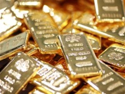 Giá vàng lên cao nhất trong 3 tuần