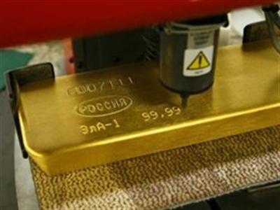 Goldman Sachs dự báo giá vàng giảm về 1.050 USD/ounce vào cuối năm nay